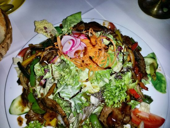 Zum Adler: Salat Western Style