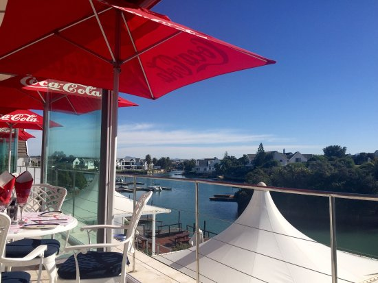 Saint Francis Bay, Afrika Selatan: Caffe Bijoux