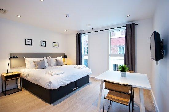 Staycity Aparthotels Paragon Street