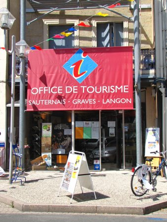 ‪Office de Tourisme de Langon‬