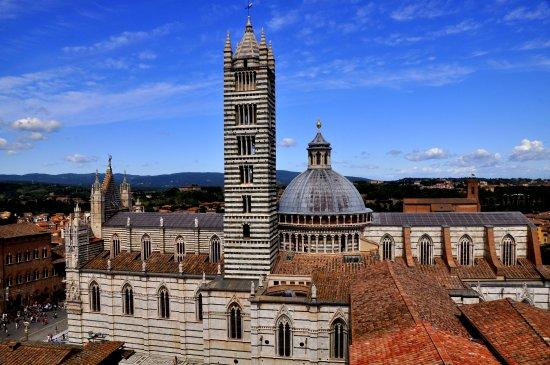 Panorama dal Facciatone