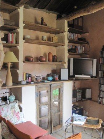 Riols, França: la bibliothèque