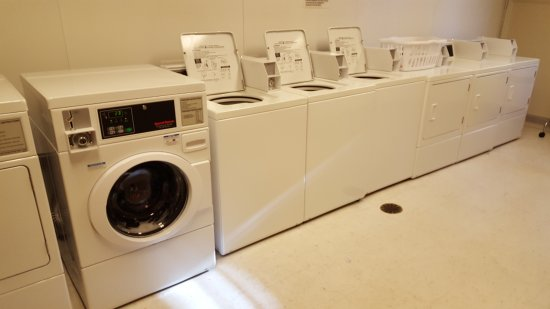 Spokane Valley, WA: Laundry Room