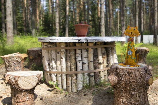 Gorodishche, รัสเซีย: Территория базы отдыха