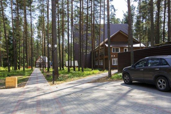 Gorodishche, รัสเซีย: Стоянка