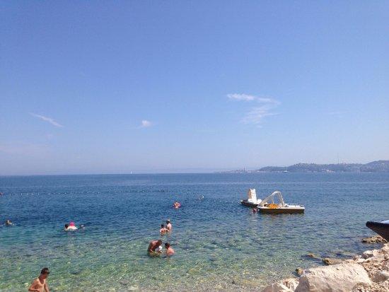 Kempinski Hotel Adriatic Istria Croatia: Kempinski Savudrija, best place to be summer 2016.
