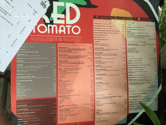 Red Tomato Photo