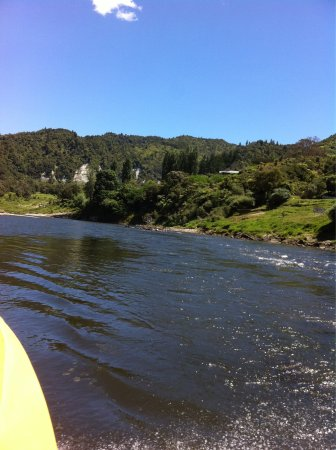 Manawatu-Wanganui Region, Nowa Zelandia: Bridge to Nowhere
