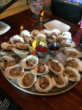 Harwich Port, MA: Oysters for $1