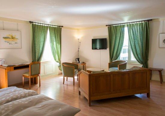 Couvet, Suíça: Nos chambres