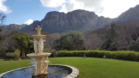 Claremont, جنوب أفريقيا: The stunning gardens...