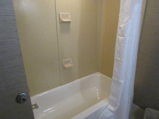 Holiday Inn Express Buffalo Airport: Holiday Inn Express - shower