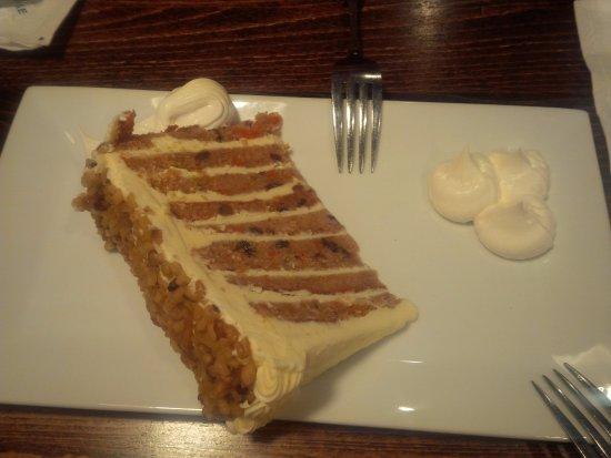 Hampstead, Мэриленд: Smith Island Carrot Cake