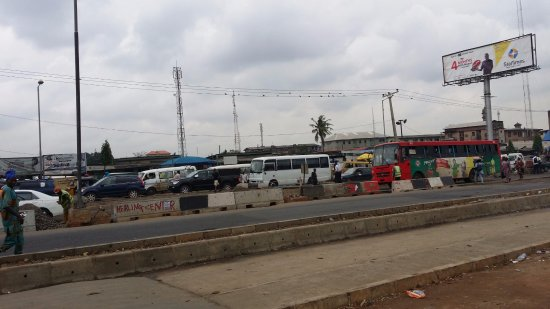 Lagos State, Νιγηρία: just around