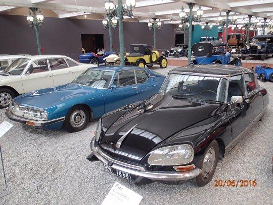 mus e de l 39 auto mulhouse voitures citro n de r ve photo de cit de l 39 automobile. Black Bedroom Furniture Sets. Home Design Ideas