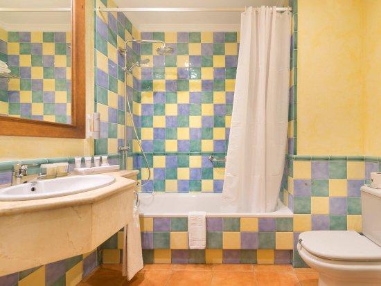 Hotel Fuerte Grazalema: Baño de Habitación Doble Exclusive