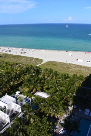 W South Beach: Ausblick 14 Stock Nord - Spectacular Suite