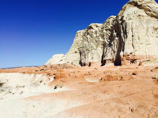 Paria Rimrocks Toadstool Hoodoos: Super Landschaft