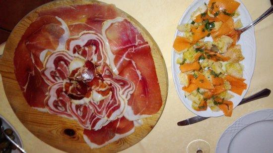 Forino, อิตาลี: Alcuni antipasti