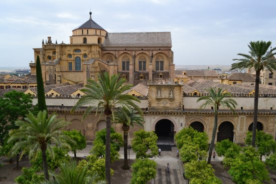 Moschee-Kathedrale (Mezquita de Córdoba): Мескита
