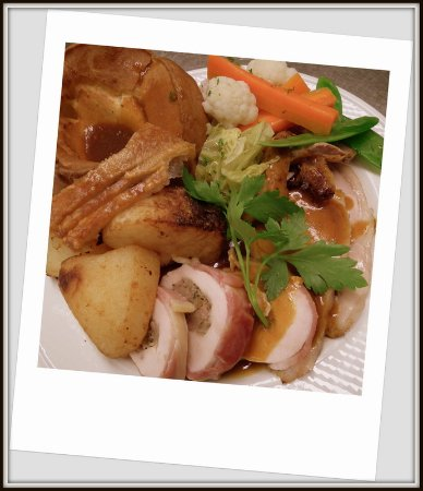 The Top House: Roast Sunday Lunch