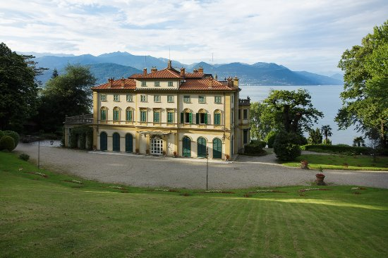 Stresa, Italy: Villa