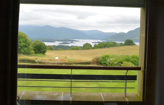 Aghadoe Heights Hotel & Spa: A room with a view par excellence
