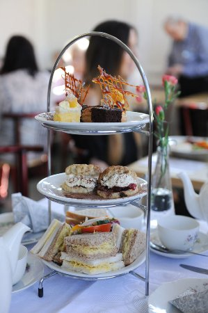 Torfaen, UK: Traditional Vintage Afternoon Tea