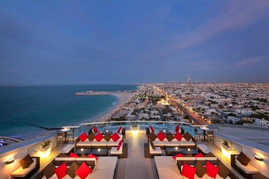 Jumeirah Beach Hotel: Uptown Bar