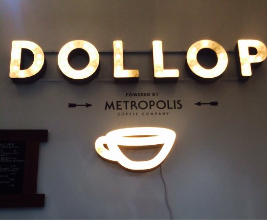 Photo of Cafe Dollop Coffee at 323 S Dearborn St, Chicago, IL 60604, United States