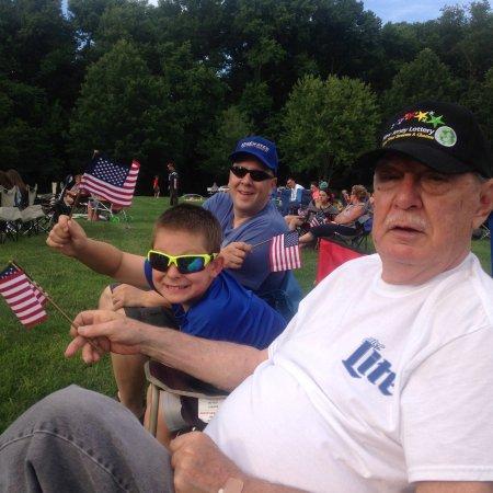Hamilton Veterans Park: Fun Family Friendly 4th