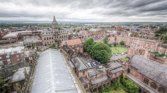 Chester Cathedral Tower Tours