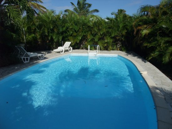 Casawilly b b sainte rose guadeloupe voir les tarifs for Piscine 67
