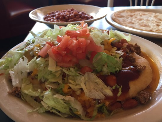 Algodones, Nowy Meksyk: The Pueblo Taco