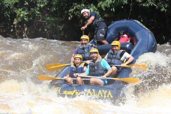 Rio Jacare-Pepira : Rafting