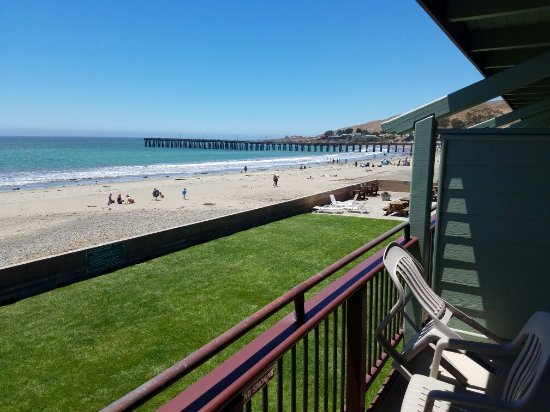 Cayucos Shoreline Inn...on the beach: 20160710_132114_large.jpg