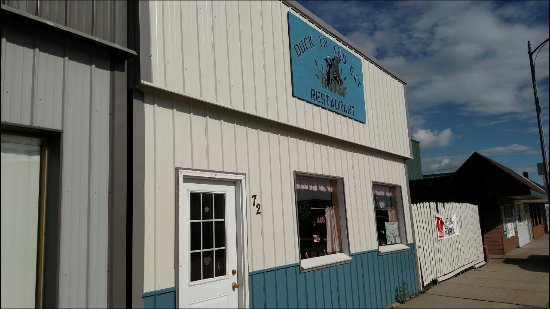 Blackduck, MN: Duck In and Eat