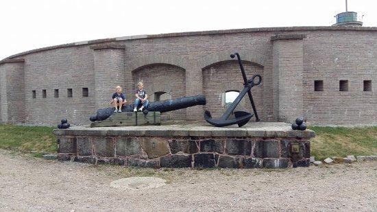 Karlskrona, Schweden: Kungsholms Fort
