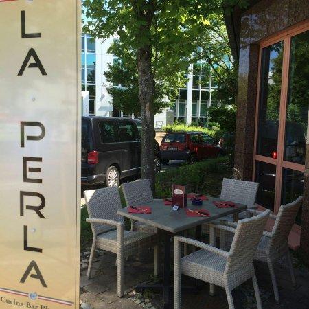 Ismaning, Deutschland: LA PERLA Cucina Bar Pizzeria