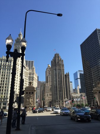 The Magnificent Mile