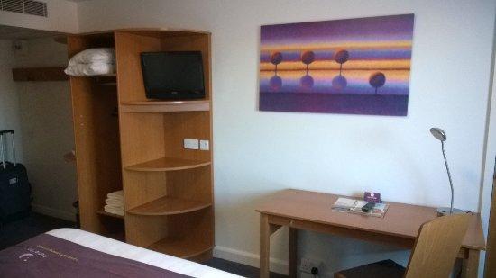Premier Inn Chester City Centre Hotel: Chester PI Room