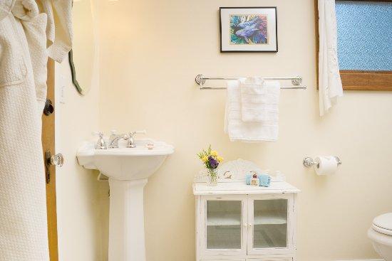 Jefferson, Teksas: Room 2 bath