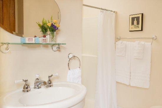 Jefferson, Teksas: Room 3 bath