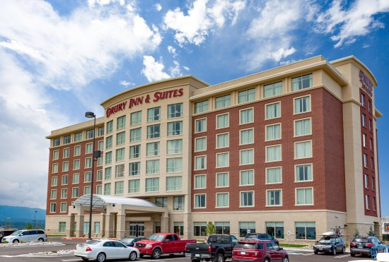 Drury Inn & Suites Colorado Springs near the Air Force Academy: Ext