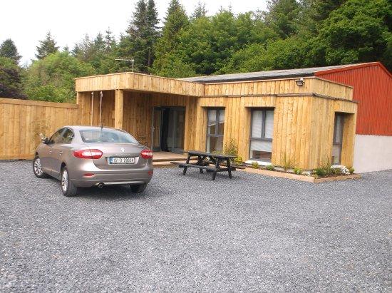 Multyfarnham, Ierland: Our home away from home at Lake Lodge