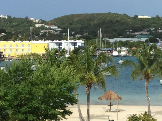 Hotel on the Cay: Hotel view