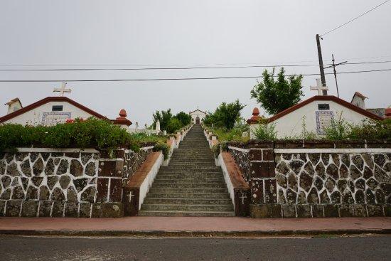 Santa Maria, Portugal : Ermida de Nossa Senhora de Fatima