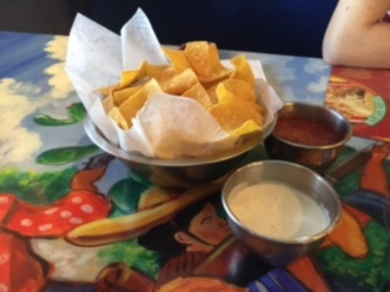 Cockeysville, MD: Chips and Salsa
