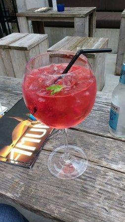 Barramundo : Heerlijke gin-tonic