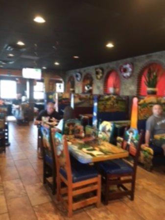 Cockeysville, MD: Dining Room